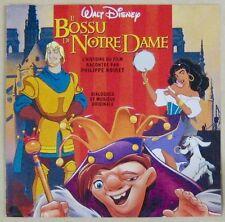 Walt Disney CD (BOF) Le bossu de Notre-Dame 1996