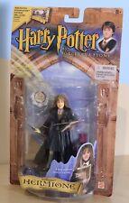 2001 Mattel Harry Potter Gryffindor Hermione Action Figure Wizard Collection Moc