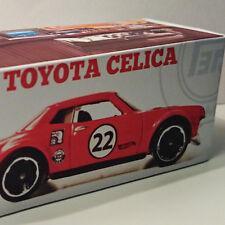 70'S TOYOTA CELICA | CUSTOM GARAGE BOX  | HOT WHEELS | #24 |