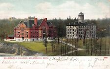 Postcard Kalamazoo College in Kalamazoo, Michigan~128036