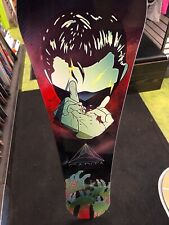 Capita Horrorscope Hybrid Camber Snowboard, 155cm W