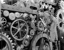 8x10 Print Charlie Chaplin Modern Times 1934 #MT33