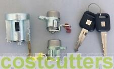 Holden TF Rodeo Ute '88-'97 - Complete Ignition Barrel, Front Door Locks & Keys