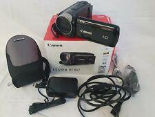 Canon Legria HF R57 Camcorder, Full HD, 8GB interner Speicher, Kamera