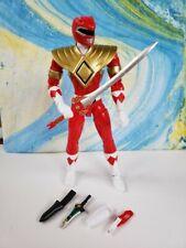 Bandai Power Rangers Legacy Loose Red Ranger Gold Armor Mmpr