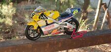 1:12 Honda NSR 500 2001 Nastro LE MANS *BARCODE* Valentino Rossi By Minichamps