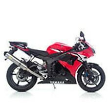Leo Vince EVOII Slip-on Titanium / CF Exhaust - 06-07 Yamaha YZF6R 600 - 19-6824