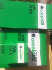 Air Fuel Pollen Filters Fit Vw Golf Mk6 1.6 Tdi Year 2012