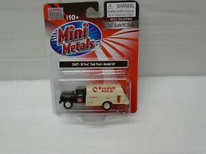 Ho Scale Classic Metal Works #30457 Tank Truck Kendall Oil
