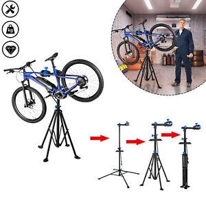 360° Fahrradmontageständer bis 50kg Fahrrad Montageständer Reparaturständer Neu#
