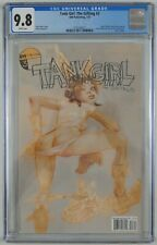 Tank Girl: The Gifting #3 CGC 9.8 - Ashley Wood Jamie Hewlett - IDW -white pages