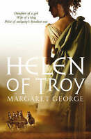 Helen of Troy: A Novel by Margaret George, Good Book (Paperback) FREE & Fast Del