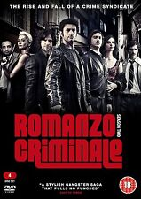 ROMANZO CRIMINALE Stagione 2 Completa BOX 4 DVD (English Subtitles) NEW .cp