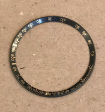 Zenith A3818 Tachy Ring Bezel NOS Vintage Watch Part