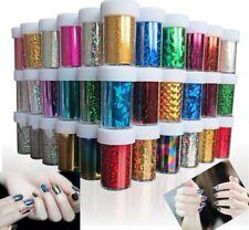Tkgoes 12 piezas/lote Diseños arte de uñas láminas de Transferencia Adhesivo, láminas de esmalte de uñas