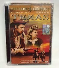 TEXAS - DVD - JEWEL BOX - WILLIAM HOLDEN - 1947