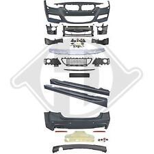 Kit Estetico Paraurti Minigonne BMW Serie 3 F30 11- Look M M3 Sensori Parcheggio
