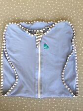 Love To Dream Swaddle Up Sleeping Bag Baby Boy Blue Size Medium 1 Tog 3-6 Month