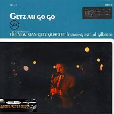 ♫ 33 T STAN GETZ-GETZ AU GO GO-FEATURING ASTRUD GILBERTO-MUSIC ON VINYL 180G   ♫