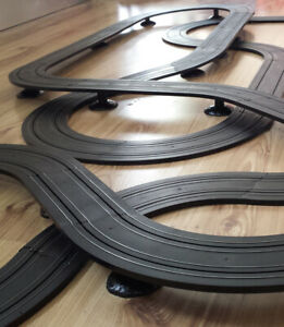 Micro Scalextric 1:64 Track Layout ( Set Bundle Lot ) FITS UNDER A BED