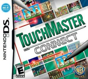 Touchmaster: Connect - Complete Nintendo DS Game