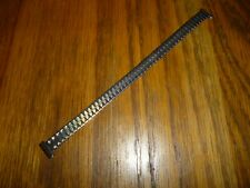 LADIES STAINLESS STEEL  WATCH STRAP  8-10mm LUGS STRAIT ENDS ****