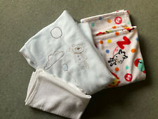 Baby Blankets X 3