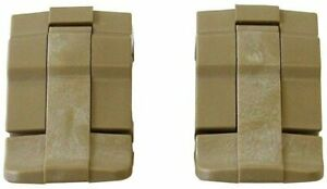 2 Pelican Tan replacement latches.