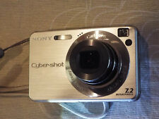 Sony Cyber-shot DSC-W120 7.2MP Digital Camera