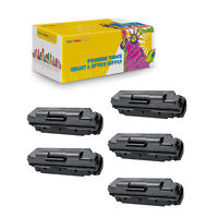 5x MLT-D307E Compatible Black  Toner Cartridge for Samsung ML-5010ND