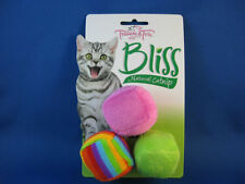 Ball Cat Toys with Catnip