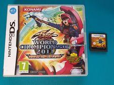 NINTENDO DS : Yu-Gi-Oh 5D'S World Championship 2011 over the nexus