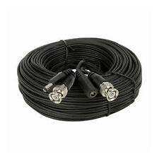 100 Foot BNC Video / Power Integrated Cable