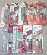 Cover Girl Outlast All Day Two-Step Lipcolor + see 700 & 710 outlast illumina