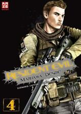 Resident Evil – Marhawa Desire 04 von Naoki Serizawa und Capcom (2013, Taschenbuch)