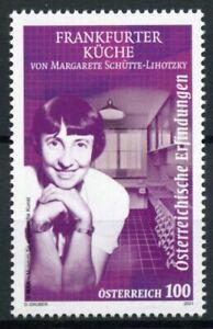 Austria Inventions Stamps 2021 MNH Fitted Frankfurt Kitchen Schuette 1v Set