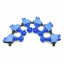 6PCS Ignition Coil Pack for Nissan Skyline R34 GT Stagea WC34 RB25DET Neo