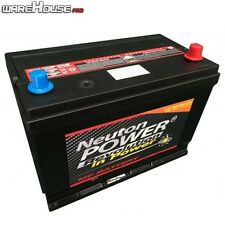 New Car Battery- Neuton Power 55D23L- 600CCA- 3 Year Warranty