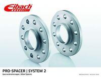 Eibach Spurverbreiterung 40mm System 2 Saab 9.3 Cabrio (Typ YS3F, ab 08.03)