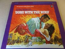 GONE WITH THE WIND,SOUNTRACK LP ON MGM,S1E 10ST,1967