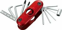 Ibanez MTZ11 Multi Tool for Guitar & Bass 11 Tools In 1 Strings Compact Kit JP