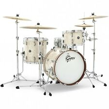 Gretsch Renown Drum Set : 3pc 18/12/14 Vintage Pearl - RN2-J483-VP