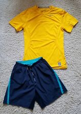 Nike Dri-fit Running Athletic Basketball Shirt & Shorts Men's Size S (Lot of 2)