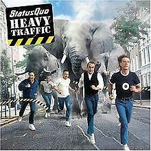 Heavy Traffic von Status Quo | CD | Zustand gut