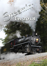 Train DVD: SOU 401, 630 & 4501, IAIS 6988, GSMR 1702 - Steamin' In 2018