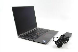 """14"""" 2K Lenovo ThinkPad X1 Yoga 4th Gen i7-8665U 256GB SSD 16GB RAM NO OS wty2023"""