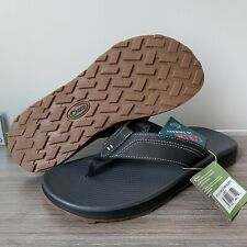 Chaco Playa Pro Flip-Flops Leather Sandals Men's Size 9 $90