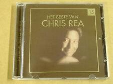 CD HET LAATSTE NIEUWS CD-COLLECTIE 15 / HET BESTE VAN CHRIS REA
