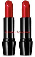 Lot of 2 LANCOME Color Design Cream Lipstick Full Size 2 pcs # 181 RED STILETTO