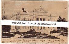 Rare 1906 Georgia College Milledgeville Chappell Hall Postcard